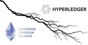 Gli Smart contract di Ethereum ora anche su Hyperledger