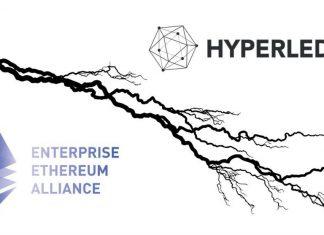 Smart contract Ethereum Hyperledger
