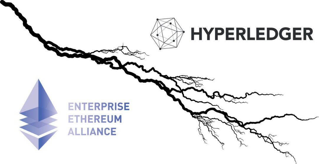 Gli Smart contract di Ethereum ora anche su Hyperledger