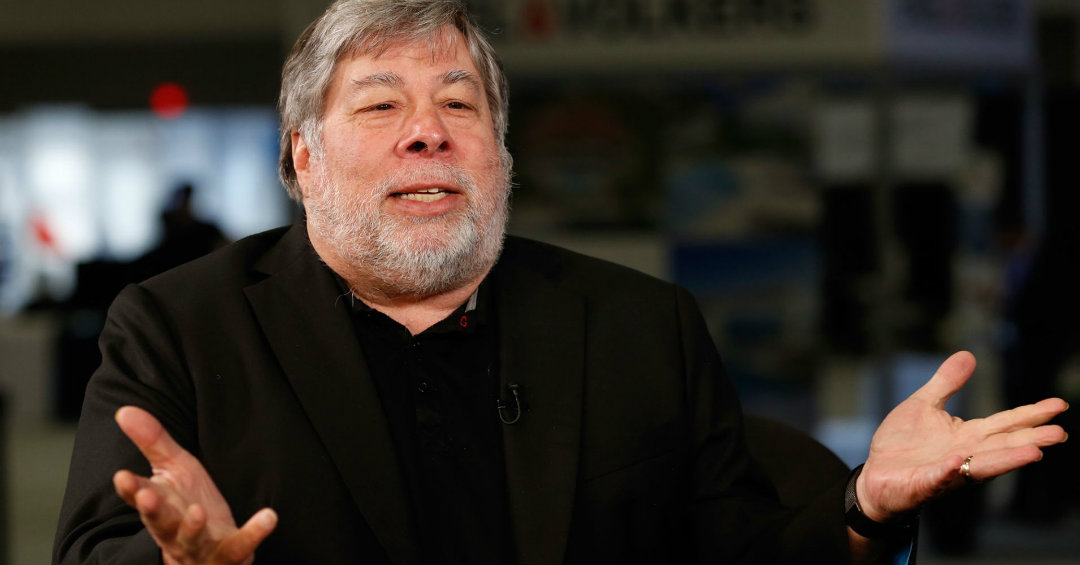 Steve Wozniak, co-fondatore di EQUI Global