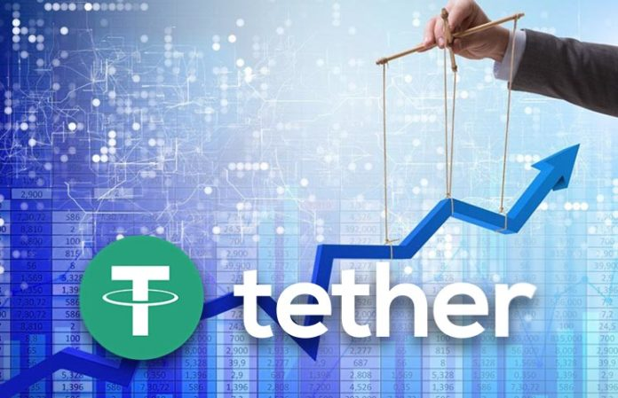Hype di Bitcoin, Tether la possibile causa. O forse no