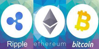 Trading Bitcoin Ethereum Ripple