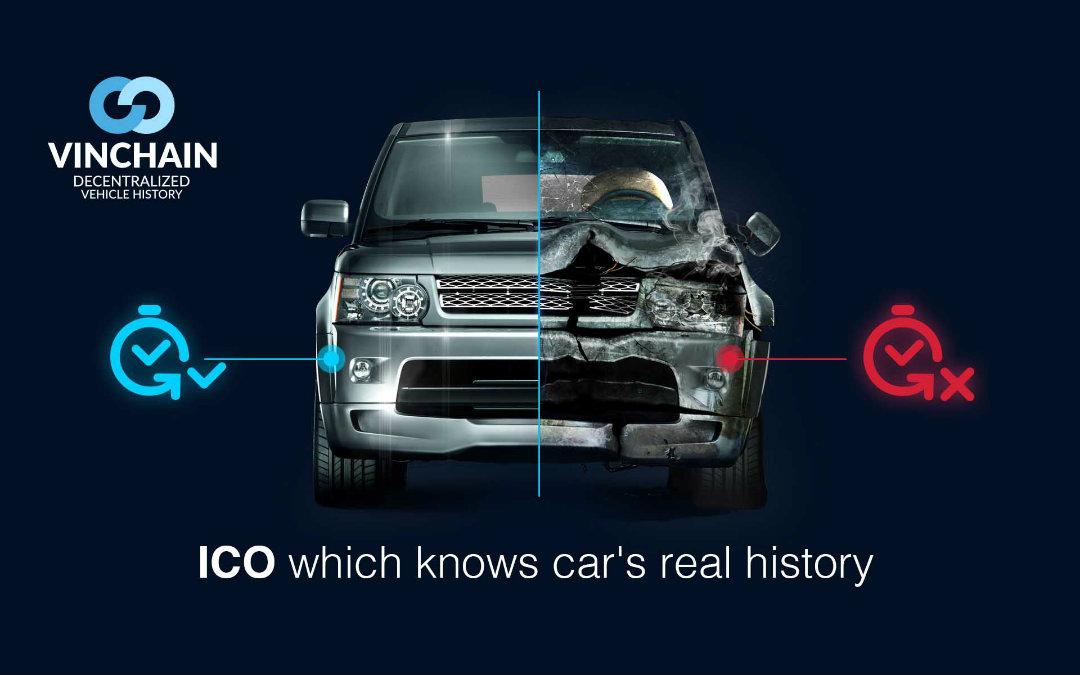 VINchain rivoluziona le automobili grazie a blockchain