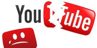 Youtube down blockchain