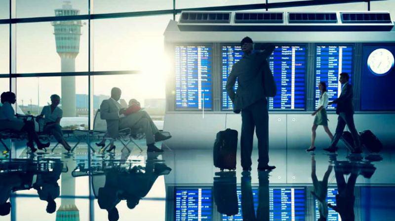 Aeroporti, blockchain diventerà la tecnologia chiave per la gestione del settore