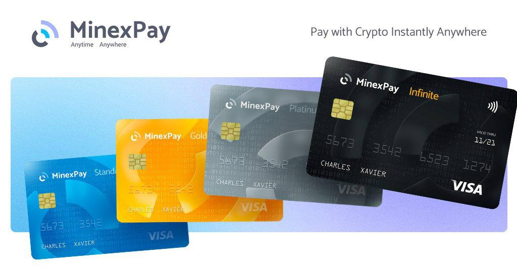 carte di debito crypto