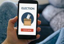 blockchain voting systems work