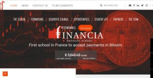 French business school accepts bitcoin