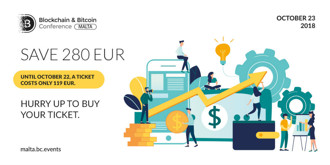Malta ospiterà la Blockchain & Bitcoin Conference