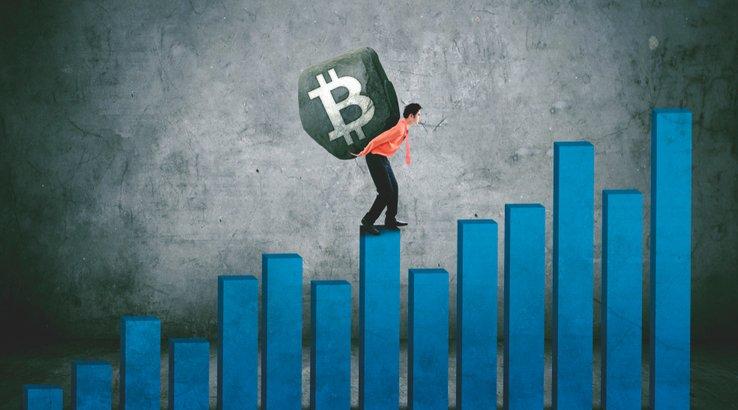 """""""Il valore di bitcoin può solo risalire"""". Questa la spiegazione dei trader"""