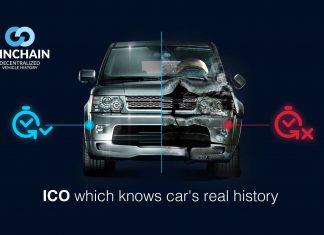 VINchain car revolution blockchain