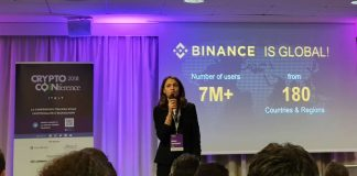 Binance Crypto Coinference