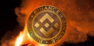 Binance USDS mercato stable coin