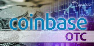 Coinbase lancia OTC trading desk
