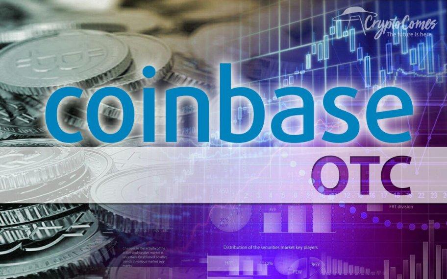 Coinbase lancia OTC trading desk per i clienti istituzionali