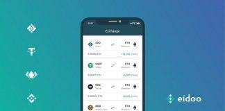 Eidoo tokens hybrid exchange