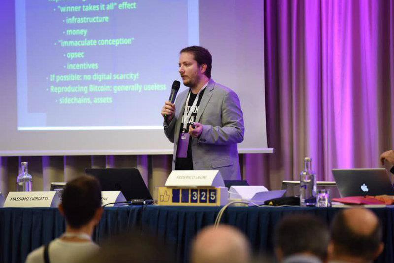 """Giacomo Zucco, """"Bitcoin è un protocollo open source su cui costruire"""""""