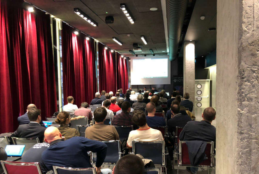 Iota Italia Meetup, Qubic presentato in anteprima mondiale