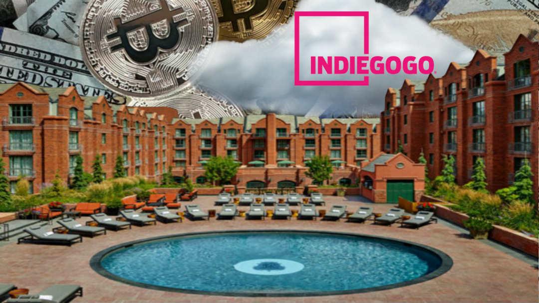 Indiegogo lancia la sua prima ICO