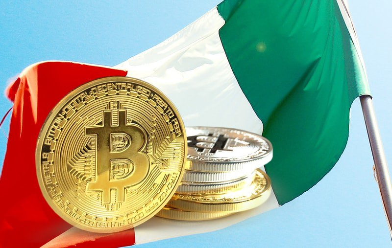 Italia Consob business crypto