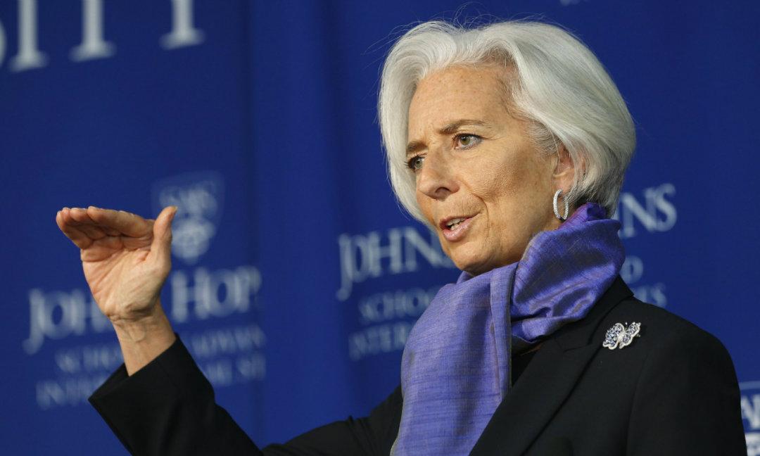 """Christine Lagarde, FMI: """"le banche centrali considerino l'emissione di monete digitali"""""""