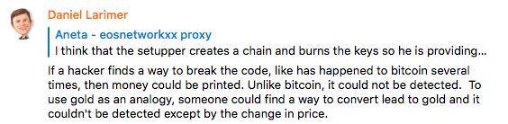 EOS privacy coin
