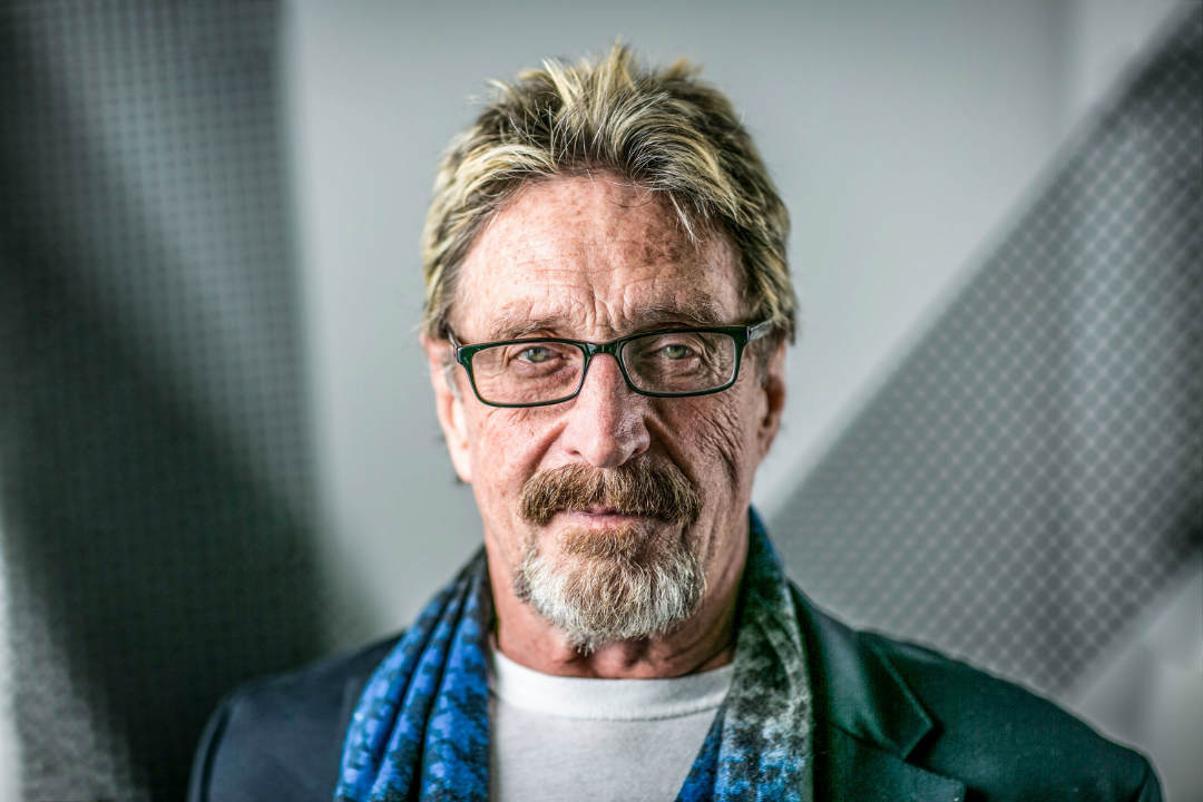 McAfee supporta BCH ABC e Bitmain