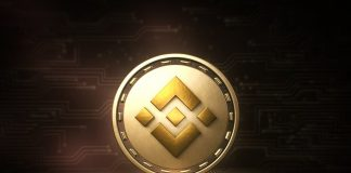 PAX token Binance