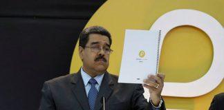 venezuelans bank accounts petro