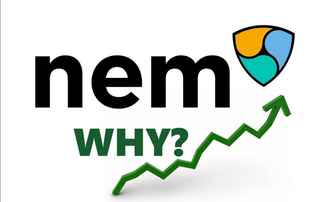Rialzo NEM (XEM), Coincheck lista la crypto e segna +15%