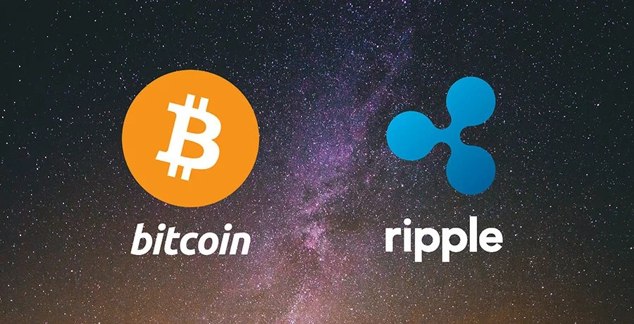 """Ripple: """"XRP è più usato di bitcoin (BTC)"""""""