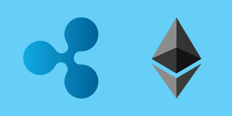 XRP VS ETH: Ripple supera la capitalizzazione di mercato di Ethereum