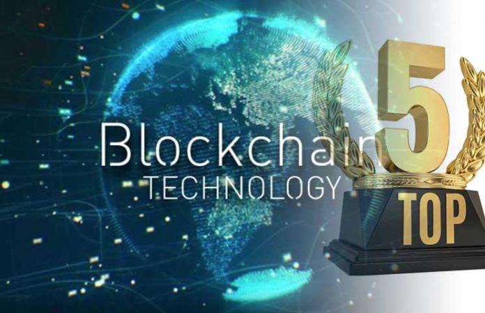 5 applicazioni blockchain per le aziende. In funzione entro la prossima decade.