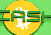 Bitcoin Cash cryptocurrency prices upwards