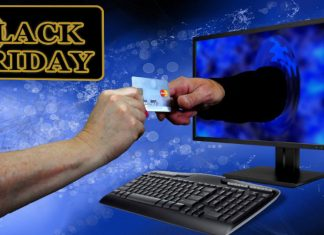 Blockchain security against Black Friday scams