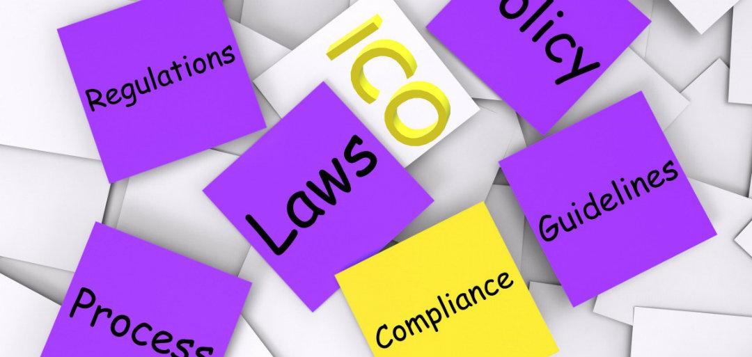 conformità normativa ICO