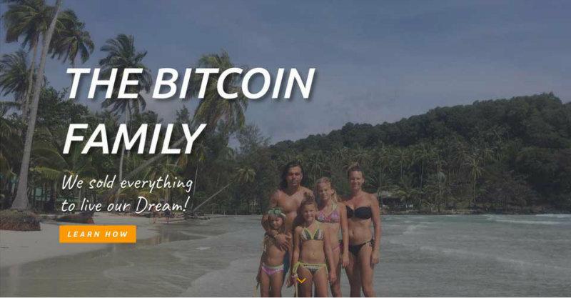 Didi Taihuttu, la famiglia che ha puntato tutto su bitcoin