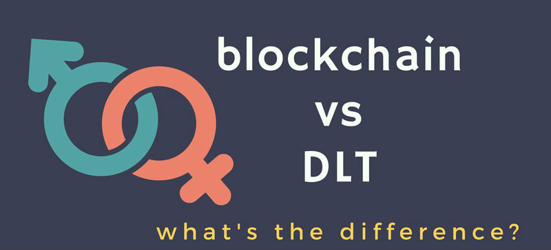 Le Differenze tra Blockchain e Distributed Ledger Technology (DLT)