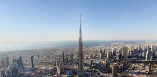 united arab emirates government transactions blockchain