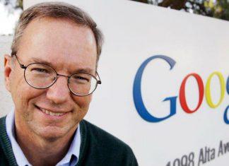 eric schmidt ceo Google ethereum