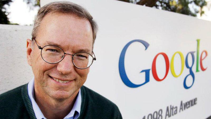 """Eric Schmidt, ex CEO di Google: """"Ethereum ha del potenziale"""""""