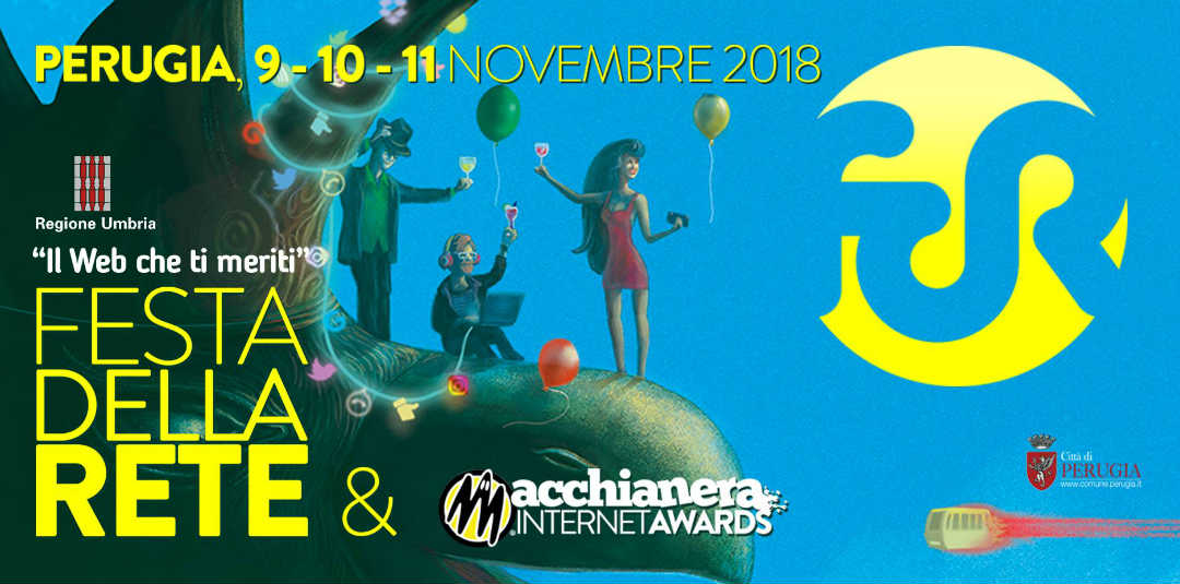 Anche la blockchain al Festival della Rete di Perugia