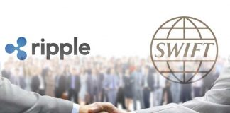 partnership Ripple Swift