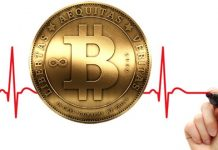 Real-time Bitcoin price