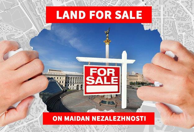 Satoshi Nakamoto Republic: in vendita terreni virtuali a Kiev