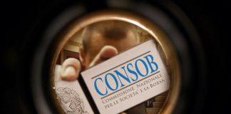 stop consob criptovalute ICO