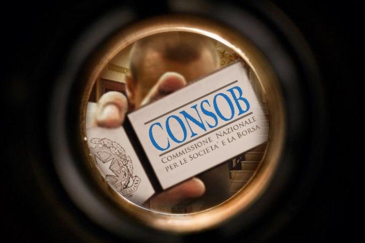 Primo stop della Consob alle criptovalute, bloccata una ICO inglese