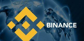 transazione Bitcoin Binance