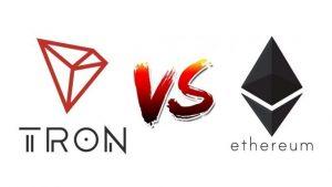 Blockchain: le dApp di Tron superano quelle di Ethereum