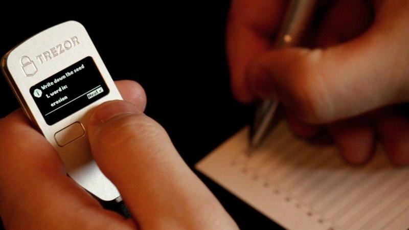 Truffa Trezor One: troppe copie del wallet in circolazione
